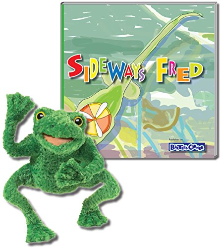 - Fred the Frog - Gift Set, Includes