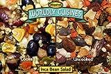 Higgins Pet Food Wordly Cuisines Inca Bean Salad 13 Oz Cook, Cool & Serve Food