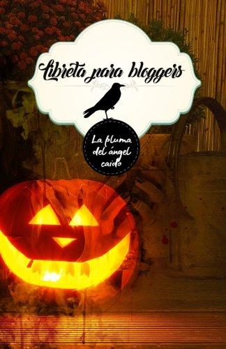 Libreta para bloggers: la pluma angel por Susana Escarabajal Magaña