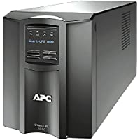 APC SMT1000US SMART-UPS,700 WATTS /1000 VA,INPUT 120V /OUTPUT 120V, INTERFACE PORT SMARTSL