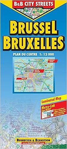 Brussels (City Streets): Bbbru: 9783897071476: Amazon.com: Books
