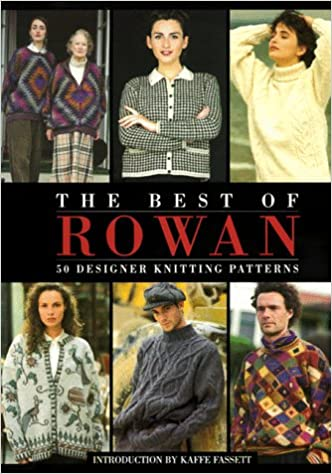Buy The Best Of Rowan 50 Designer Knitting Patterns Book Online At