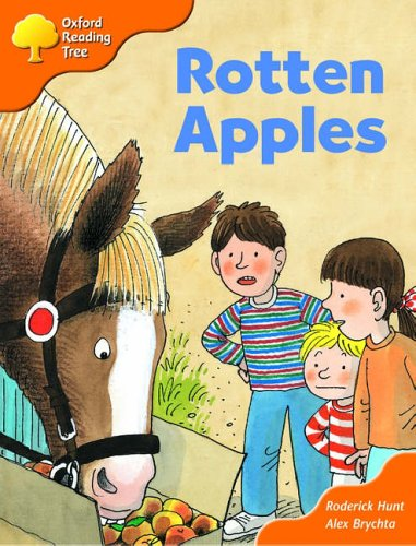 Oxford Reading Tree: Stage 6: More Storybooks: Rotten Apples: Pack A pdf
