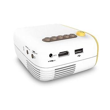 PL Proyector, HD Mini Mini Proyector Portátil 1080p Edición ...