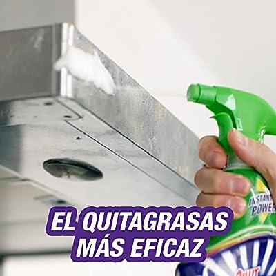 Cillit-Bang Quitagrasas Limpiador - 750 ml, 1 unidad: Amazon.es: Salud y cuidado personal