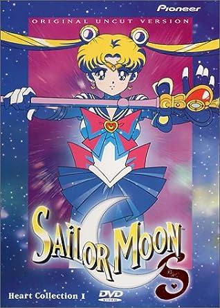 Sailor Moon S: TV Series 1 [Reino Unido] [DVD]: Amazon.es: Cine y Series TV