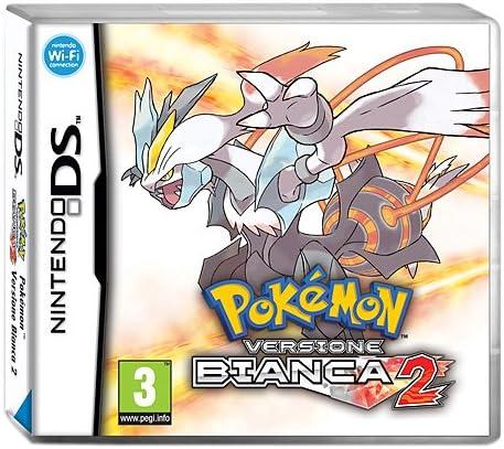 Pokémon Versione Bianca 2: Amazon.es: Videojuegos