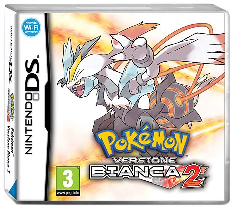 141 opinioni per Pokémon Versione Bianca 2