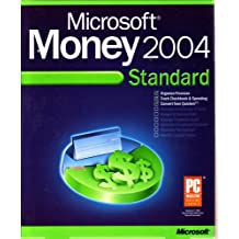 Microsoft Money Standard 2004