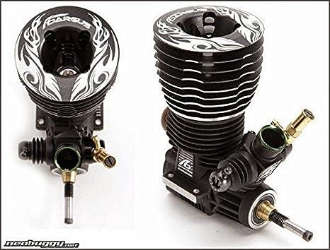 Argus nitro Engines - Motor Argus 21 B52 COMPETICIÓN 5+2 TRANSFERS Turbo - ARG002: Amazon.es: Juguetes y juegos