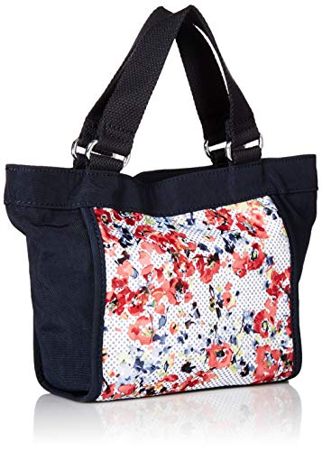 Busy Shopper Kipling Blossoms Minibag Printed Blue Blue Blossoms Busy Combo Combo P00qd
