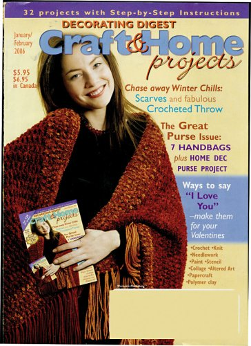 Decorating digest craft home projects magazine