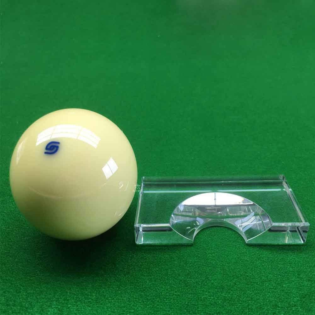 Alomejor Billiard Locator - Marcador de posición para pelotas de billar (52,5 mm y 57,2 mm), 52.5mm British Type: Amazon.es: Deportes y aire libre