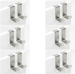 """Set von 4/starken zuf/ällige Farbe magnetischen Schl/üsselhalter-Haken von Lenhar im /""""Wall Climbing Man/""""-Design"""