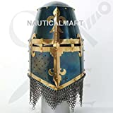 Great helm of the Knights of Kornburg By Nauticalmart