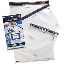 Loksak aLoksak 3 pack Assorted Large Drybag