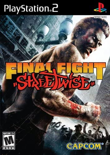Amazon com: Final Fight: Streetwise - PlayStation 2: Artist