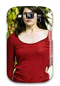 First-class Case Cover For Galaxy S3 Dual Protection Cover Gemma Arterton