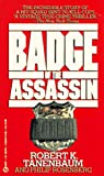 Badge of the Assassin, Robert K. Tanenbaum and Philip Rosenberg, 0451167988