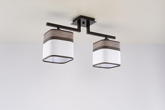 Lampada soffitto led adattato illuminazione ufficio casa made in eu