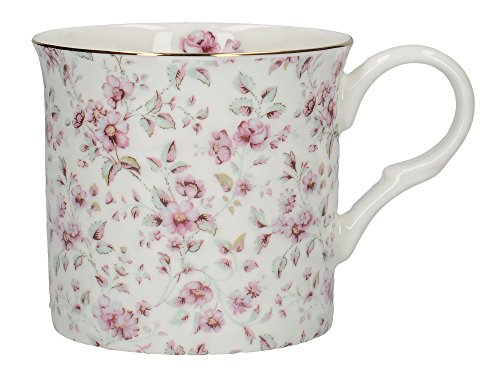 Katie Alice ''ditsy White Floral' Bone China Shabby for sale  Delivered anywhere in USA