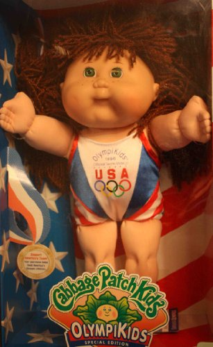 Cabbage Patch Kids OlympiKids Caucasian
