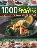 1000 Soups and Starters, Anne Hildyard, 0754825779