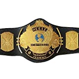 Classic Gold Winged Eagle Championship Replica Belt Adult Size Title Belt