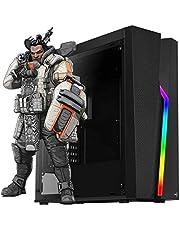PC GAMER ITX ARENA SETUP/CORE I3 9100F / GTX 1650 4GB / 8GB 2400MHZ / HD 1TB / SSD 240GB / GABINETE GAMER RGB