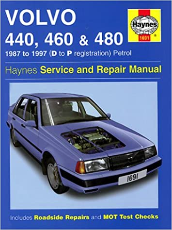 Volvo 440, 460 and 480 (1987-97) Service and Repair Manual (Haynes Service and Repair Manuals) Hardcover – September 30, 1999