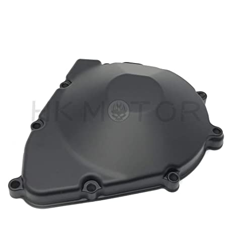Motorcycle Left Motorcycle Engine Stator Cover Fits For Suzuki GSX600F GSX750F KATANA 1998-2006