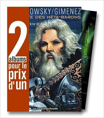 Livre gratuits en ligne 2 albums pour le prix d'1 : La Caste des Méta-Barons, tome 5 + Les Technopères, tome 1 en cadeau epub, pdf