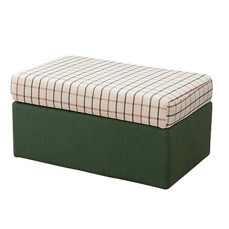 Amazon.com: ZHZHPSFD - Taburete para sofá o banco, diseño ...