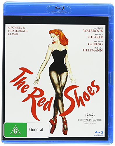 Red Shoes [Blu-ray]