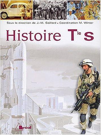 Livre gratuits Histoire Tle S pdf epub