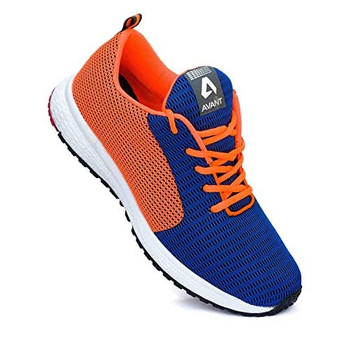 51STFJfw2wL. SS500  - Avant Men's Lightweight Running and Walking Shoes