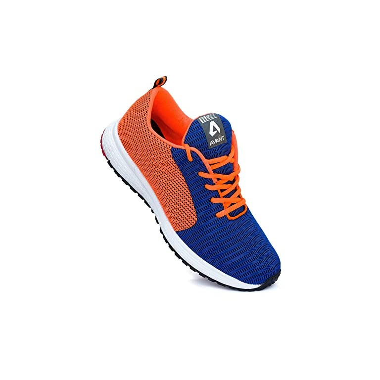 51STFJfw2wL. SS768  - Avant Men's Lightweight Running and Walking Shoes