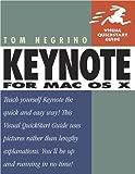 Keynote for Mac OS X, Tom Negrino, 0321197755