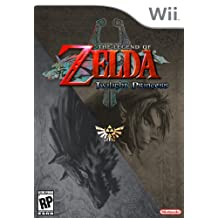 The Legend of Zelda Twilight Princess - Wii