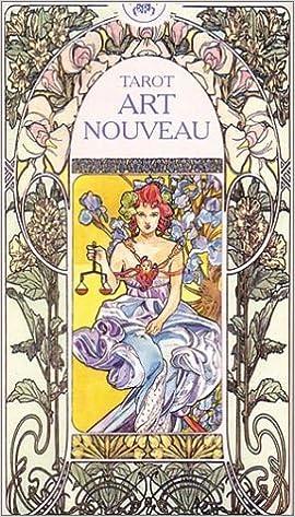 Tarot Art Nouveau Deck: Amazon.es: Lo Scarabeo: Libros