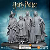 Knight Models HPMAG06 Harry Potter Miniatures Adventure Game: Hogwarts Professors Expansion Pack, Mixed Colours