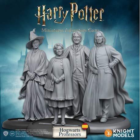 Adventures Miniatures - Harry Potter Miniatures Adventure Game Hogwarts Professors Expansion