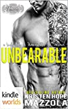 Passion, Vows & Babies: Unbearable: An Unacceptables MC Standalone Romance (Kindle Worlds Novella)