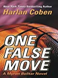 One False Move, Harlan Coben, 0786259922