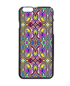 """Nice Design Geometry Vintage Floral Seamless Pattern Unique Printed Hard Customized Case Cover , Iphone 6 (4.7"""") Case Cover, Protection Quique Cover, Perfect Fit, Show Your Own Personalized Phone Case for Iphone 6 - 4.7 Inches"""