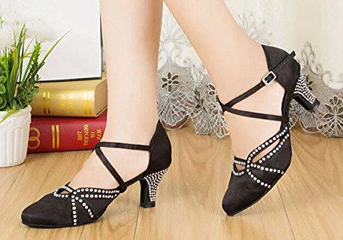 Miyoopark - salón mujer Black-6cm heel