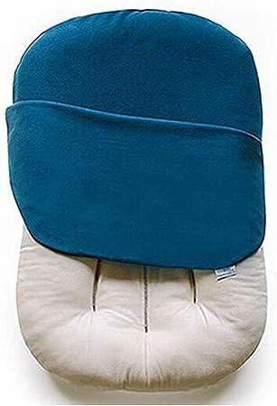 Nid De Sommeil en Coton,lit B/éb/é Hypoallerg/énique R/éducteur,Brown YANGGUANGBAOBEI Baby Nest Respirant Lavable Amovible Super Doux