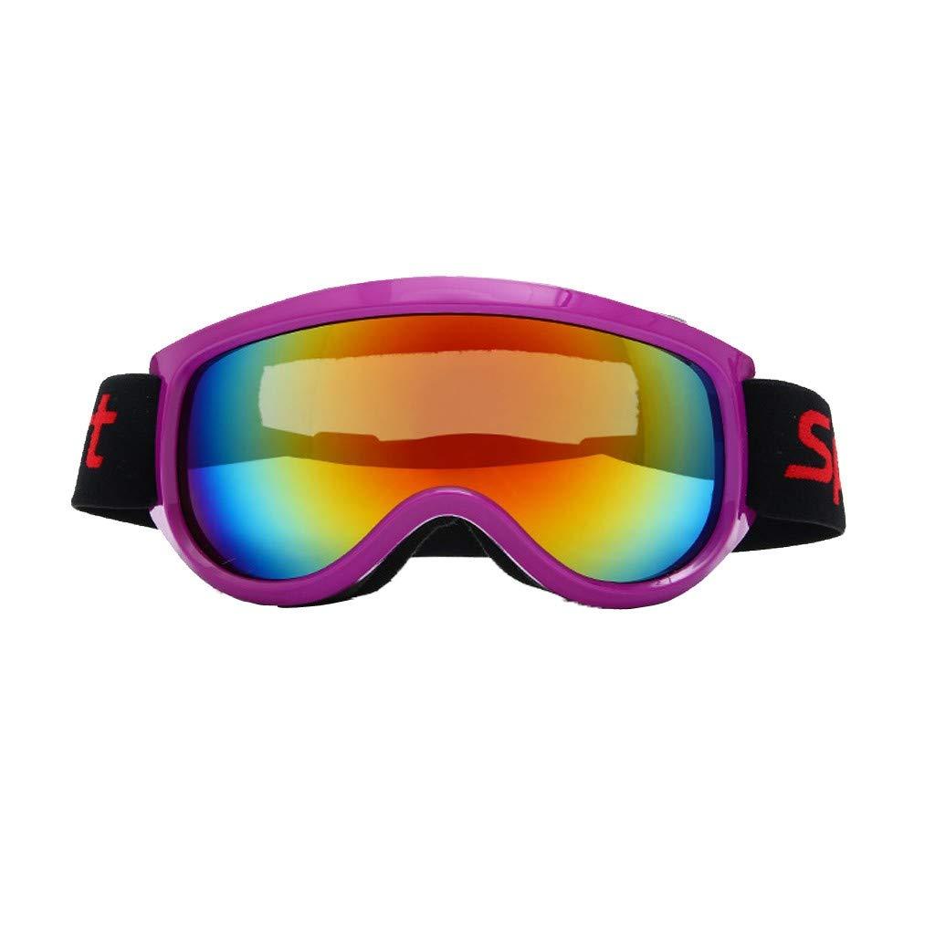Samojoy Ski Goggles for Men Women Snowboard Goggles Outdoor Sports Glasses Windproof Waterproof Subzero Weather Tech