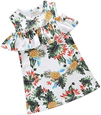 Jaysis Vestidos Casual Faldas de Manga Corta Suave Blanca Camiseta ...
