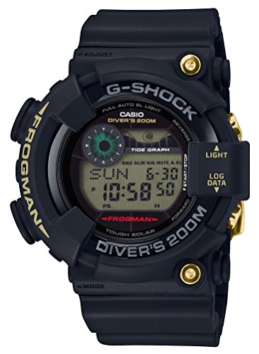 CASIO G-SHOCK GF-8235D-1BJR FROGMAN 35th Anniversary ORIGIN GOLD Mens Wristwatc